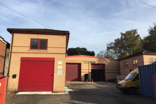 Thumbnail Warehouse for sale in Alum Rock Road, Alum Rock, Birmingham
