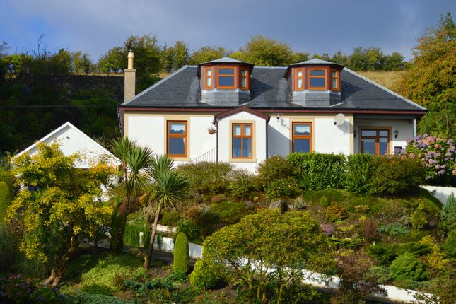 Thumbnail Detached house for sale in Inverbeg Cottage, Greenhill Brae, Ardbeg Road, Rothesay, Isle Of Bute
