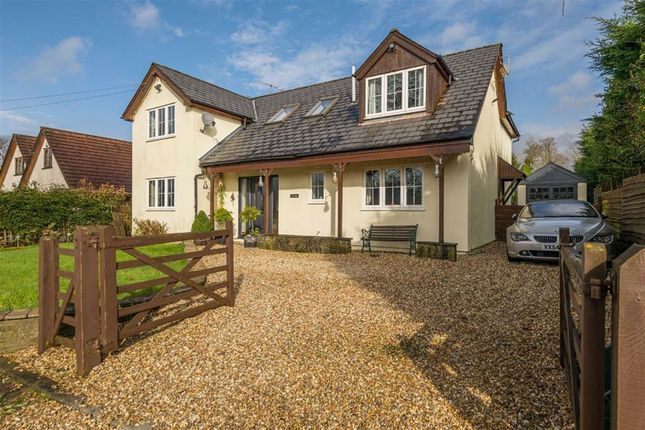 Thumbnail Detached house for sale in Wern Lane, Glascoed, Monmouthshire