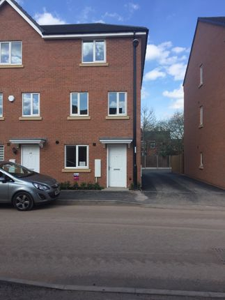 Thumbnail Terraced house to rent in Signals Drive, Coventry, West Midlands