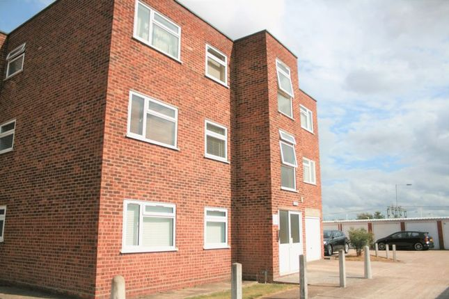 Thumbnail Flat to rent in Byfield Court, Station Road, West Horndon, Brentwood