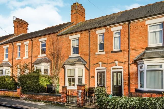 Thumbnail Terraced house for sale in Windsor Road, Evesham, Worcestershire