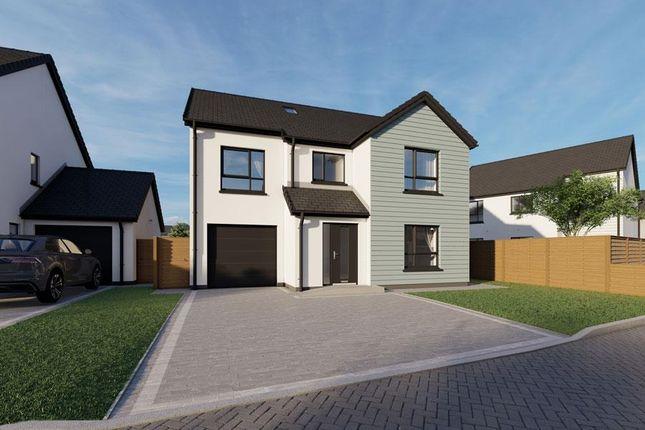 4 bed detached house for sale in Plot 23, The Meadows, Douglas Road, Castletown IM9