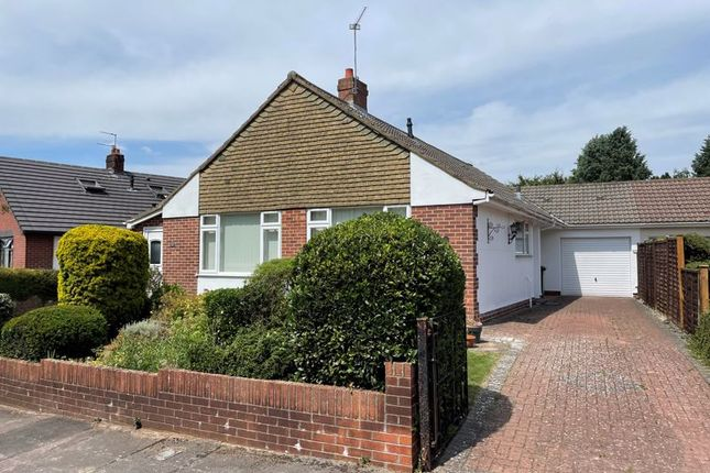 Thumbnail Detached bungalow for sale in Charnhill Crescent, Mangotsfield, Bristol