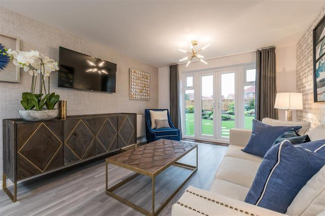 Detached house for sale in Fontwell Avenue, Eastergate, Chichester