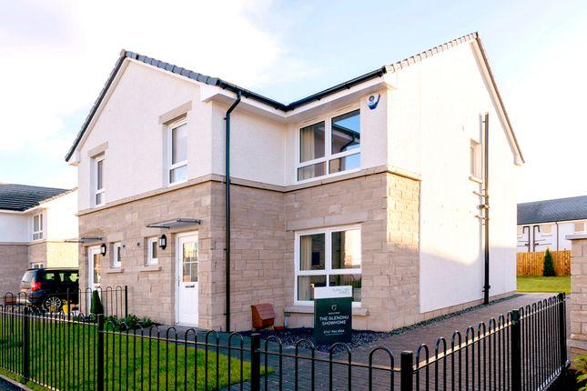 "Thumbnail Semi-detached house for sale in Plot 6 ""The Glendhu"" Auchneagh Gardens, Greenock"