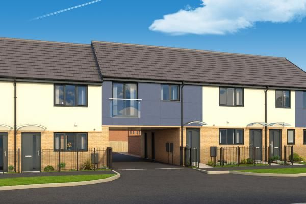 """Thumbnail Property for sale in """"The Hartley At Roman Fields """" at Chamberlain Way, Peterborough"""