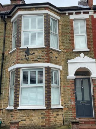 Thumbnail Terraced house to rent in Roundwood Road, London