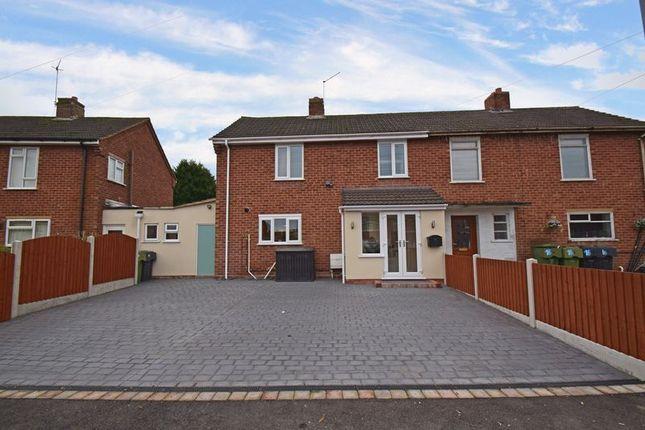 Semi-detached house in  Edwin Crescent  Bromsgrove  Birmingham