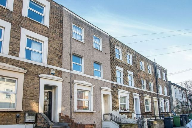 Thumbnail Flat to rent in Alpha Road, New Cross, London