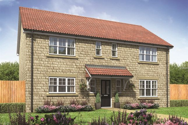 "Thumbnail Detached house for sale in ""The Hayden"" at Church Hill Terrace, Church Hill, Sherburn In Elmet, Leeds"