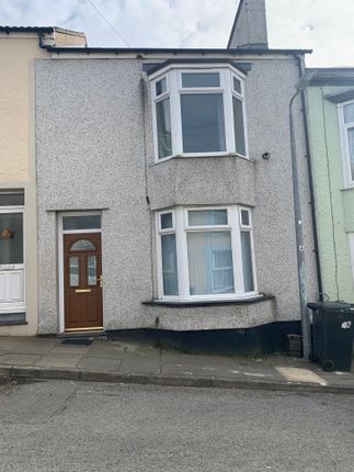 Thumbnail Terraced house for sale in Gilbert Street, Caergybi, Ynys Mon