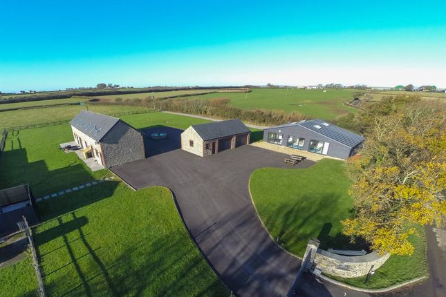 Thumbnail Barn conversion for sale in Morfa Lane, Llantwit Major