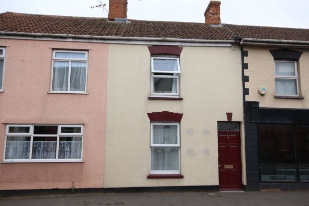 Thumbnail Terraced house for sale in Fore Street, North Petherton, Bridgwater