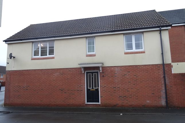 Thumbnail Flat to rent in Meadow Close, Merthyr Tydfil