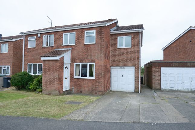 Thumbnail Semi-detached house for sale in Highfields Way, Holmewood, Chesterfield