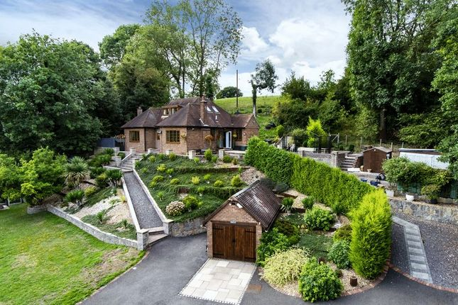 Thumbnail Detached house for sale in Buildwas Road, Ironbridge, Telford, Shropshire