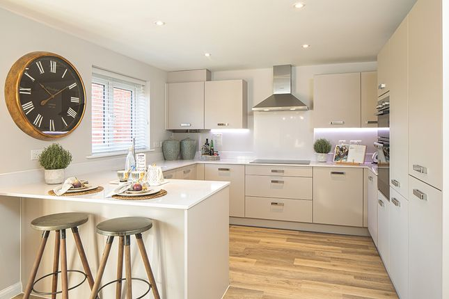 """Thumbnail Property for sale in """"The Larch"""" at Stonebow Road, Drakes Broughton, Pershore"""