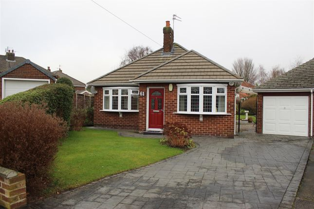 Thumbnail Detached bungalow for sale in Rimmer Avenue, Liverpool