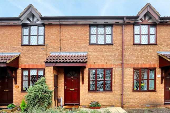 Thumbnail Terraced house for sale in Abbey Drive, Abbots Langley