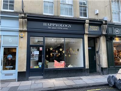 Thumbnail Retail premises to let in Cheap Street, Bath, Bath And North East Somerset BA11Ne