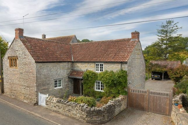 Thumbnail Cottage for sale in Long Load, Langport