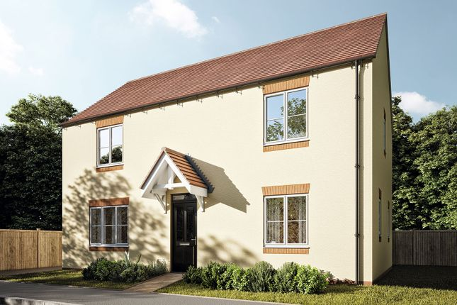 """Thumbnail Detached house for sale in """"The Kempthorne"""" at Pioneer Way, Bicester"""
