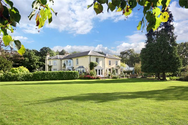 Thumbnail Detached house for sale in Woodside Lane, Winkfield, Windsor, Berkshire
