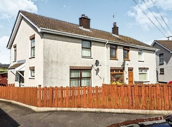 Thumbnail Semi-detached house to rent in Rawdon Place, Moira, Craigavon