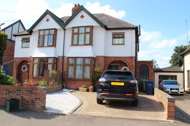 Thumbnail Semi-detached house for sale in Sandfield Road, Churchdown, Gloucester