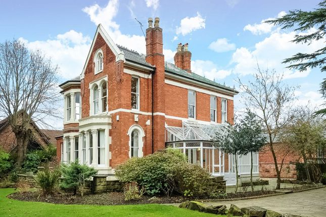 Thumbnail Detached house for sale in Melton Road, West Bridgford