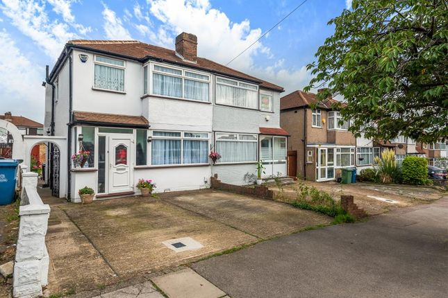 3 bed semi-detached house for sale in Stanmore, Middlesex HA7