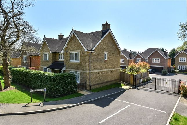 Thumbnail Detached house for sale in Marstan Place, Camberley, Surrey