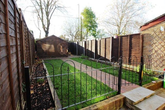Garden of Church Road, West Kingsdown TN15