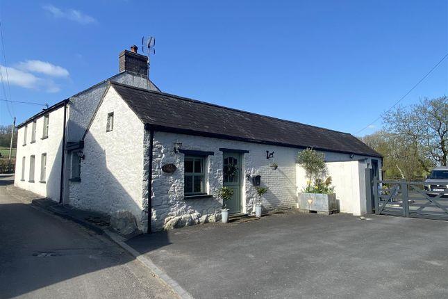 Thumbnail Farm for sale in Porthyrhyd, Carmarthen