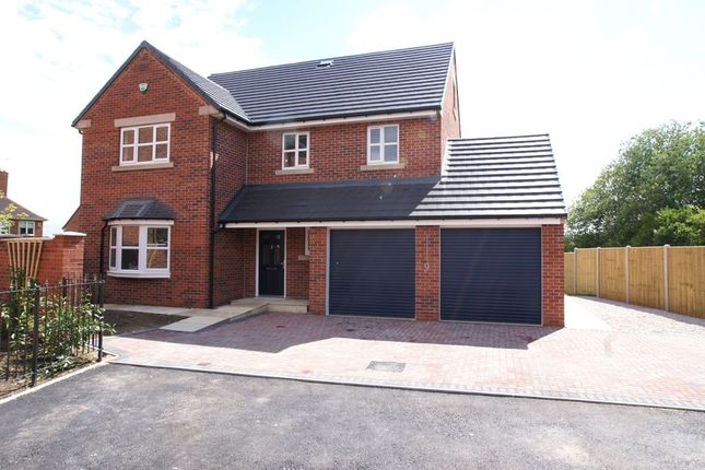 Thumbnail Property for sale in St Crispin Court, Plot 3, Ashgate Road, Chesterfield, Derbyshire
