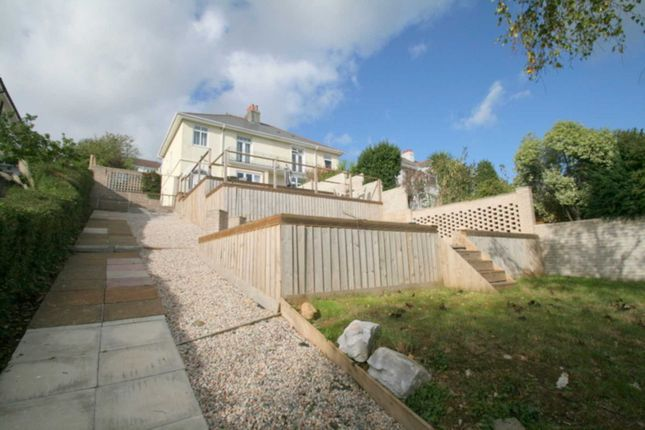 Thumbnail Semi-detached house for sale in Manor Lane, Laira, Plymouth