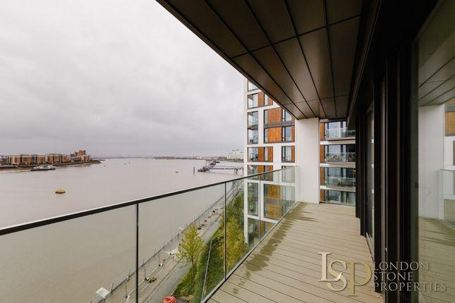 Balcony Views of Duke Of Wellington Avenue, London SE18