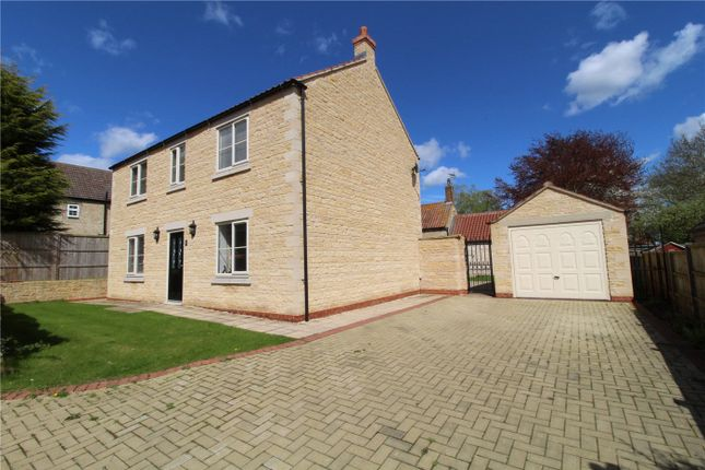 Thumbnail Detached house for sale in Reads Lane, Woolsthorpe By Colsterworth, Grantham