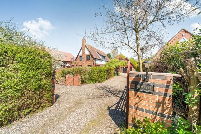 Thumbnail Detached house for sale in Dalton Lane, Halsham, Hull