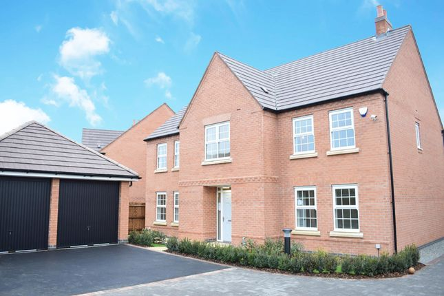 """Thumbnail Detached house for sale in """"Glidewell"""" at Wright Close, Whetstone, Leicester"""