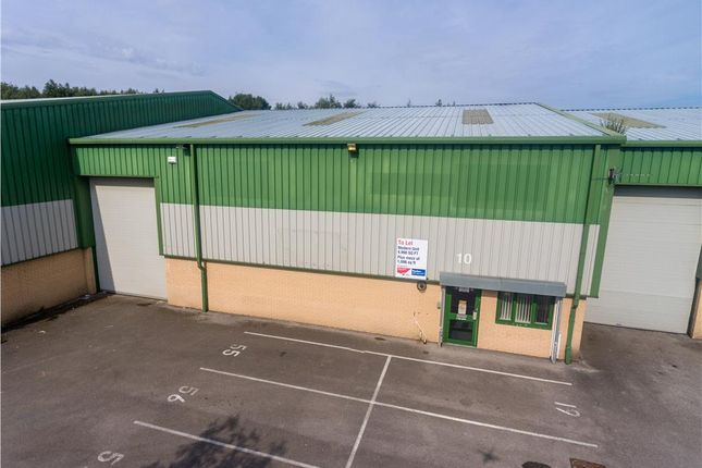 Thumbnail Light industrial to let in Unit 10, Binder Industrial Estate, Denaby Main, Doncaster