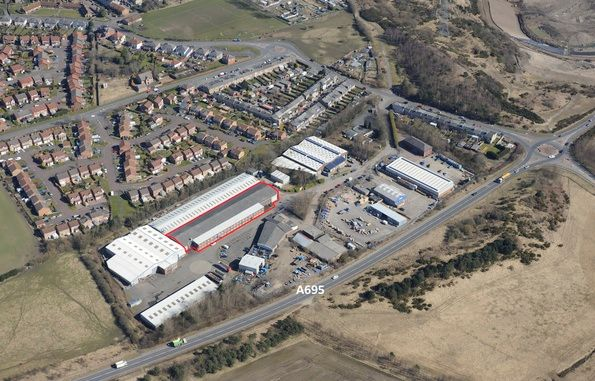 Thumbnail Warehouse to let in Unit 1-5, Bailey House, Stargate Industrial Estate, Ryton, Tyne & Wear