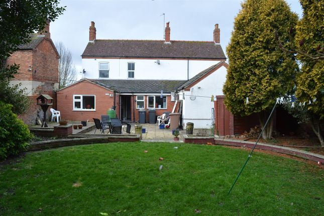 Thumbnail Detached house for sale in Church Street, Heckington, Sleaford