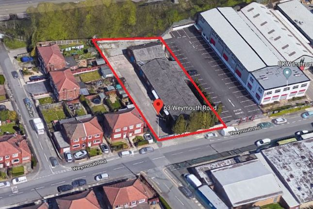 Thumbnail Land for sale in Weymouth Road, Manchester