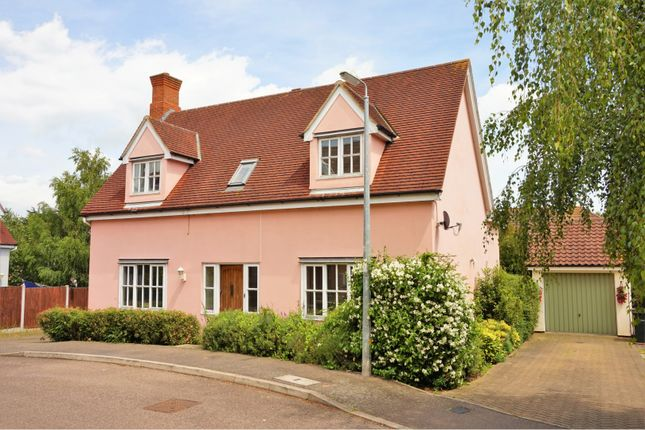 Thumbnail Detached house for sale in Ashingdon Heights, Rochford