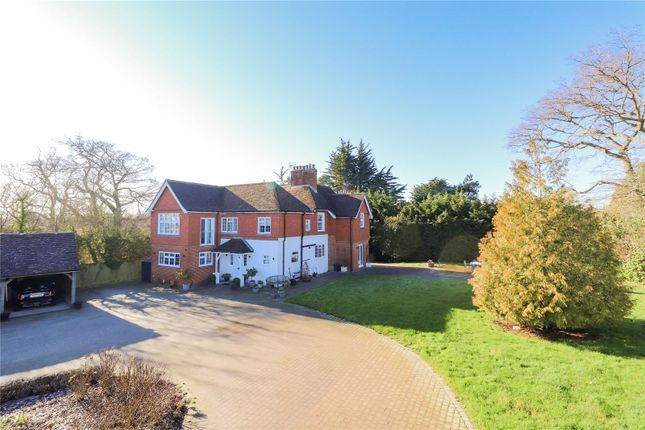 5 bed detached house for sale in Horam, East Sussex TN21
