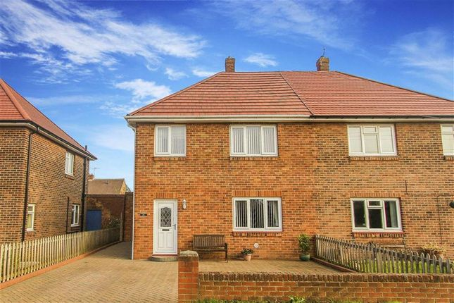 Thumbnail Semi-detached house to rent in Prospect Avenue, Seaton Delaval, Northumberland