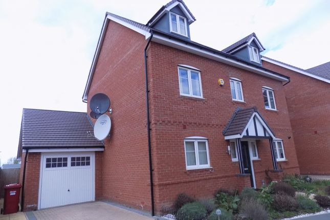 Thumbnail Detached house to rent in Boxall Way, Slough