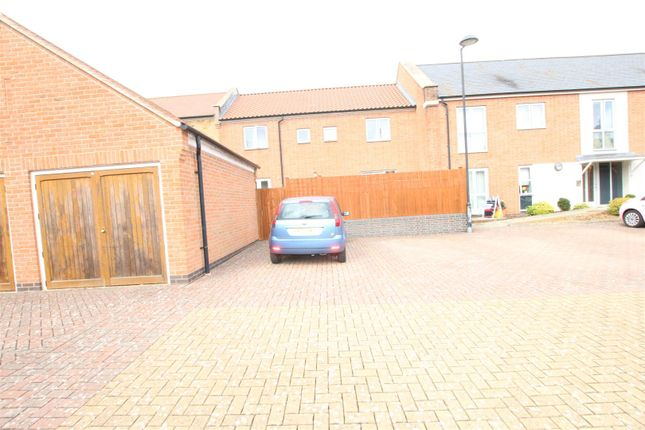 Secure Parking of Scribers Drive, Upton, Northampton NN5